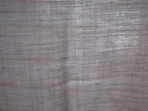 строение льняной ткани