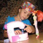 как научиться шить на машинке