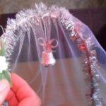 свадебная арка для кукол