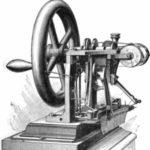 Первая шв машинка Э. Хоу