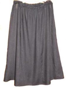 юбка на сборке
