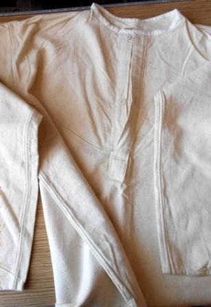 пример запошивочного шва