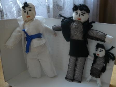 Куклы-Димы-Моя-семья
