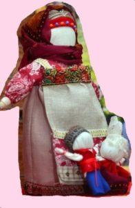 зольная-кукла