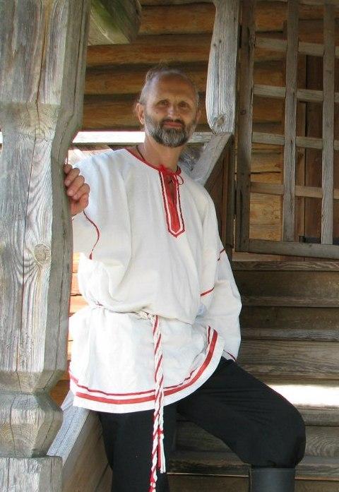 Русская-народная-рубаха