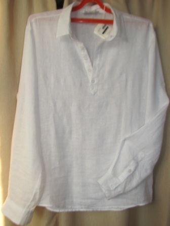 Современная-льняная-рубашка