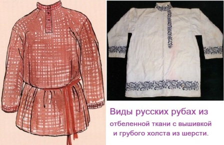 виды-русских-рубах